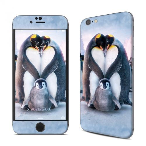 Penguin Heart iPhone 6s Skin