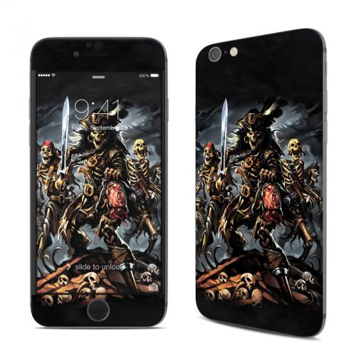Pirates Curse iPhone 6s Skin