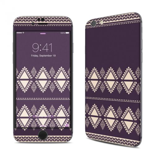 Plum Cozy iPhone 6s Skin
