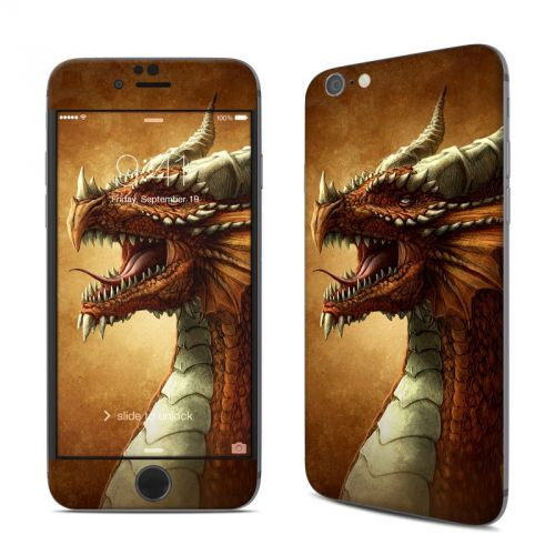 Red Dragon iPhone 6s Skin