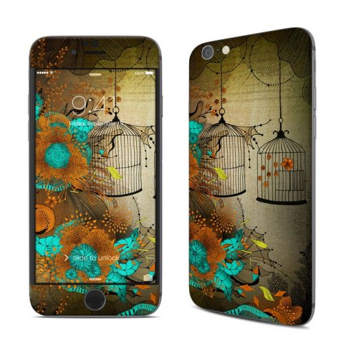 Rusty Lace iPhone 6s Skin