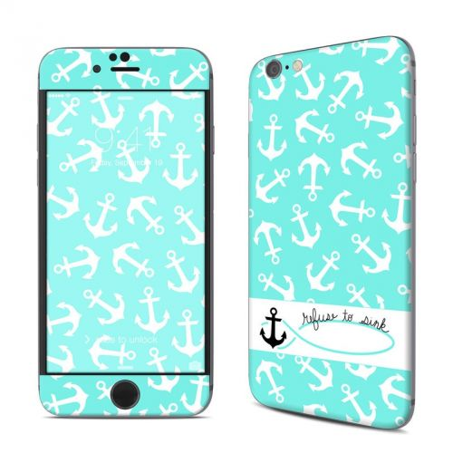Refuse to Sink iPhone 6s Skin