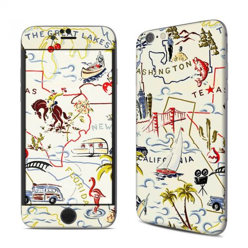 Road Trip iPhone 6s Skin