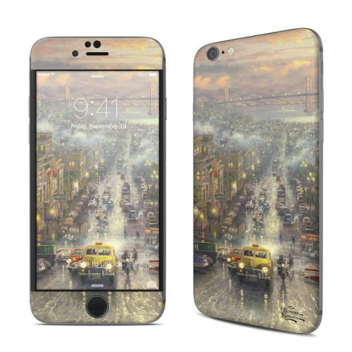 Heart of San Francisco iPhone 6s Skin