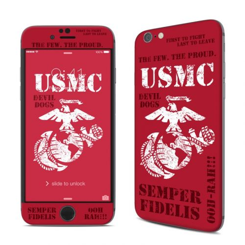 Semper Fi iPhone 6s Skin