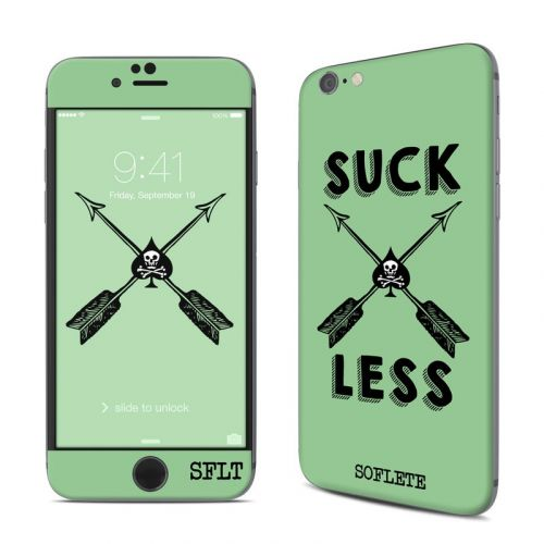 SOFLETE Suck Less Arrows Mint iPhone 6s Skin