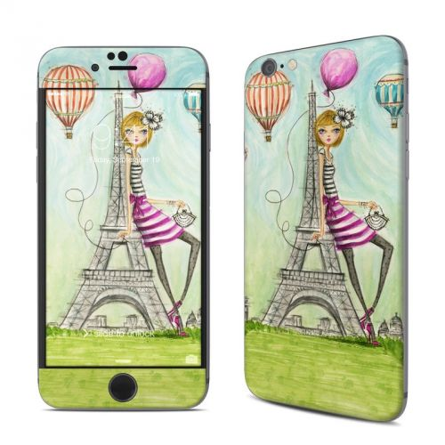 The Sights Paris iPhone 6s Skin