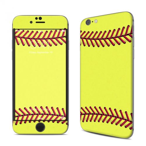 Softball iPhone 6s Skin