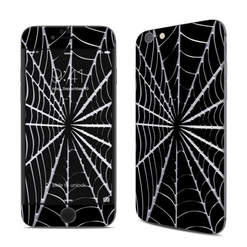 Spiderweb iPhone 6s Skin
