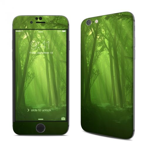 Spring Wood iPhone 6s Skin