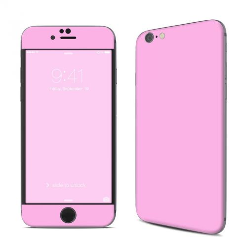 Solid State Pink iPhone 6s Skin