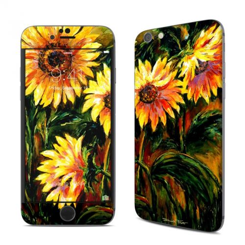 Sunflower Sunshine iPhone 6s Skin