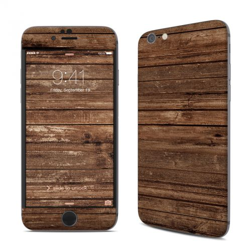 Stripped Wood iPhone 6s Skin