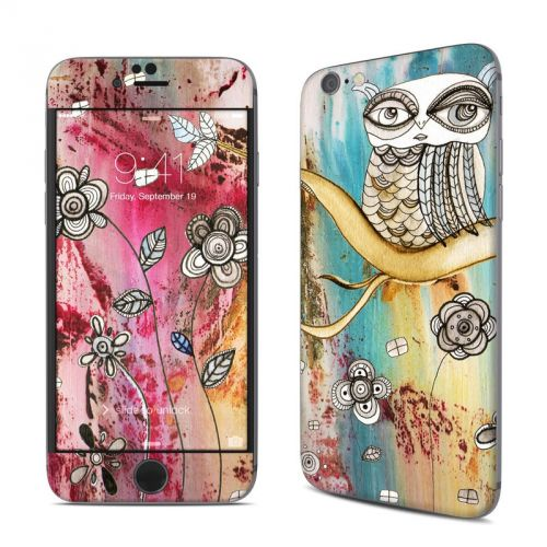 Surreal Owl iPhone 6s Skin