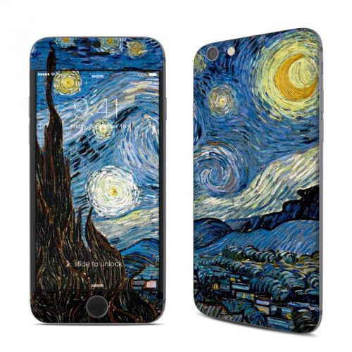 Starry Night iPhone 6s Skin
