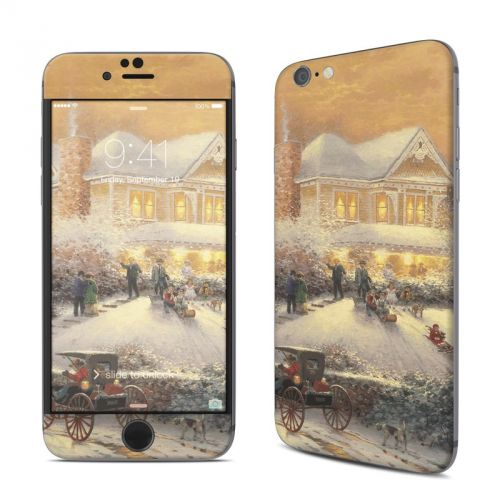 Victorian Christmas iPhone 6s Skin