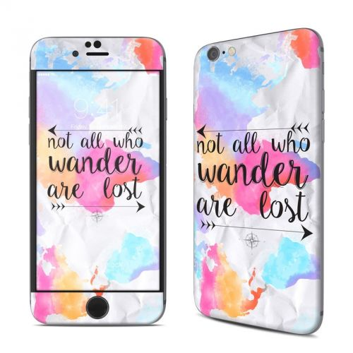 Wander iPhone 6s Skin