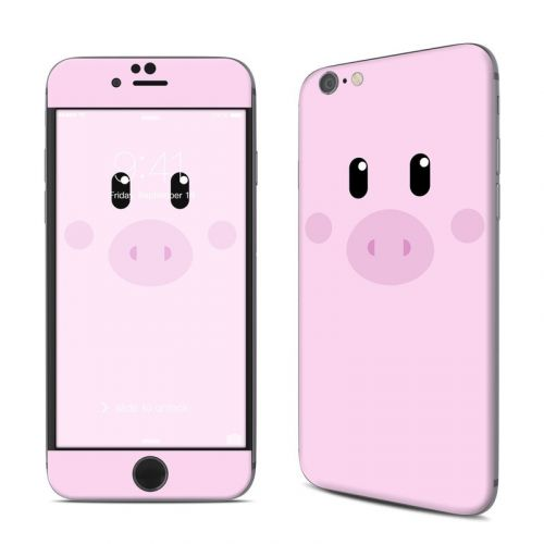 Wiggles the Pig iPhone 6s Skin