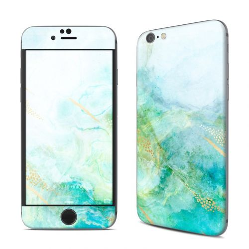 Winter Marble iPhone 6s Skin