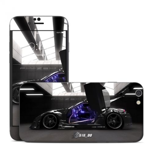 Z33 Dark iPhone 6s Skin