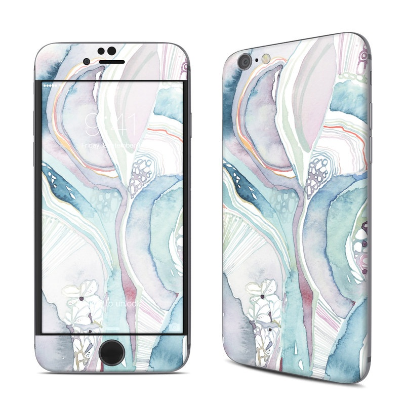 Abstract Organic iPhone 6s Skin