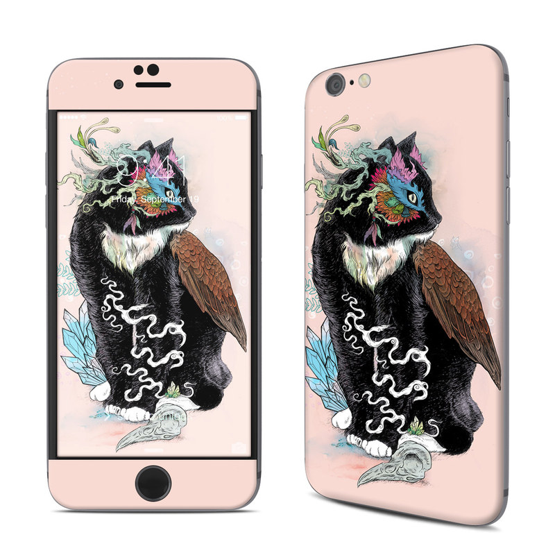 Black Magic iPhone 6s Skin