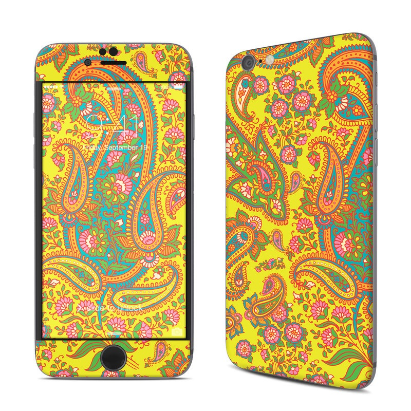 Bombay Chartreuse iPhone 6s Skin
