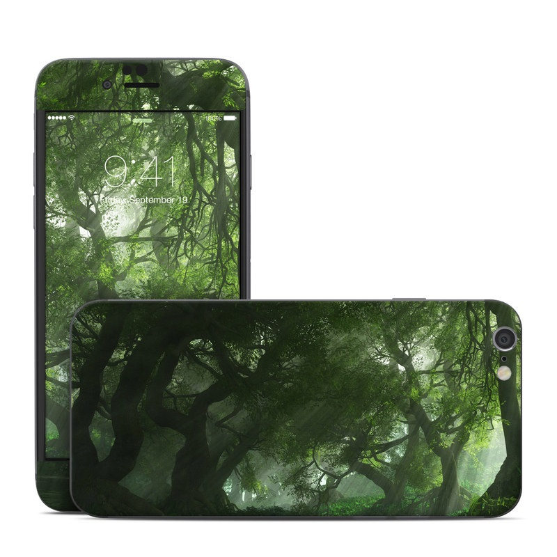 Canopy Creek Spring iPhone 6s Skin