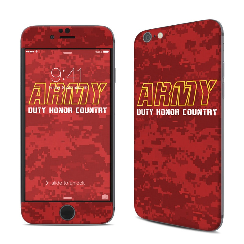 Duty and Honor iPhone 6s Skin