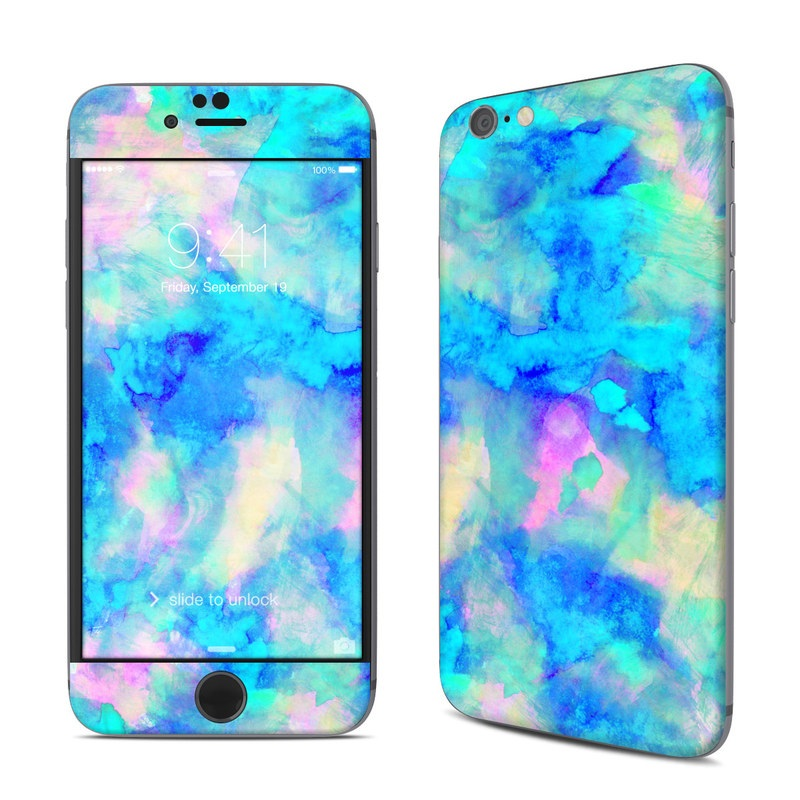 best service 62f4d 90f67 Electrify Ice Blue iPhone 6s Skin