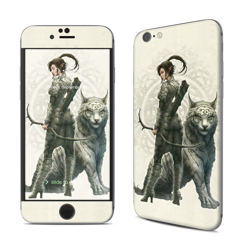 Half Elf Girl iPhone 6s Skin