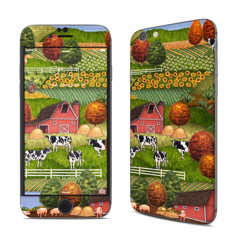 Farm Scenic iPhone 6s Skin
