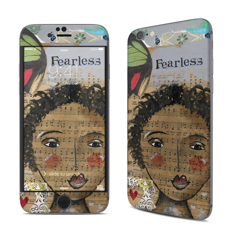 Fearless Heart iPhone 6s Skin