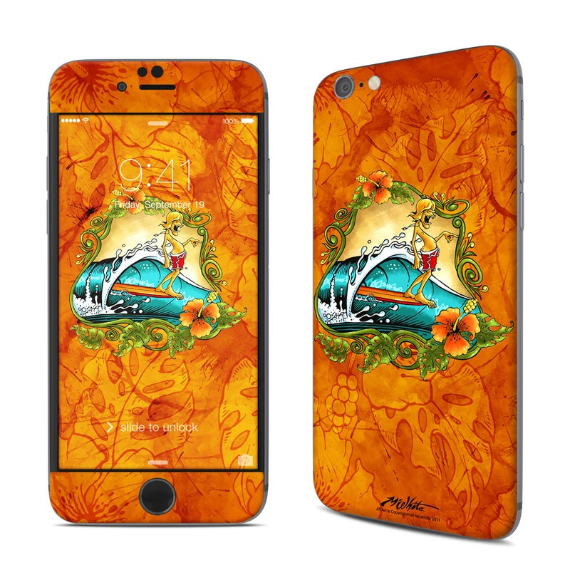 Five Slide iPhone 6s Skin