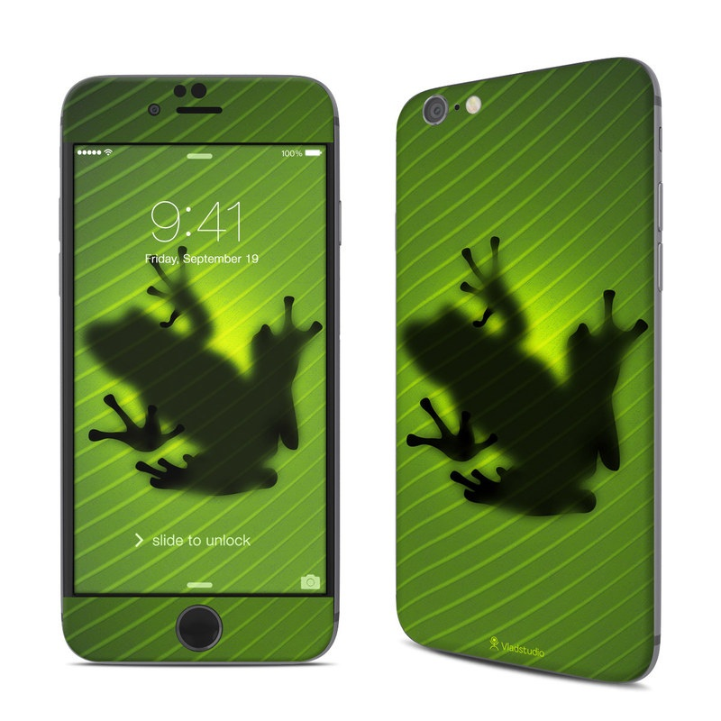 Frog iPhone 6s Skin