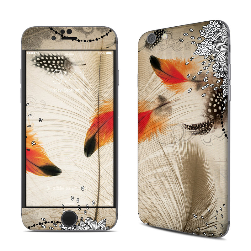 Feather Dance iPhone 6s Skin