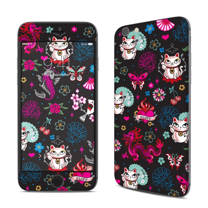 Geisha Kitty iPhone 6s Skin