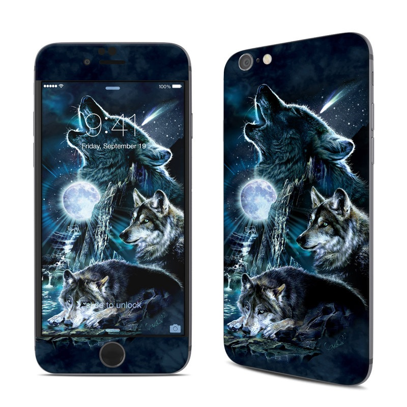 Howling iPhone 6s Skin