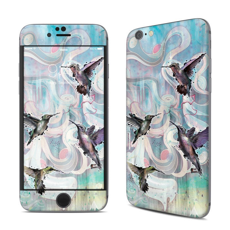 Hummingbirds iPhone 6s Skin