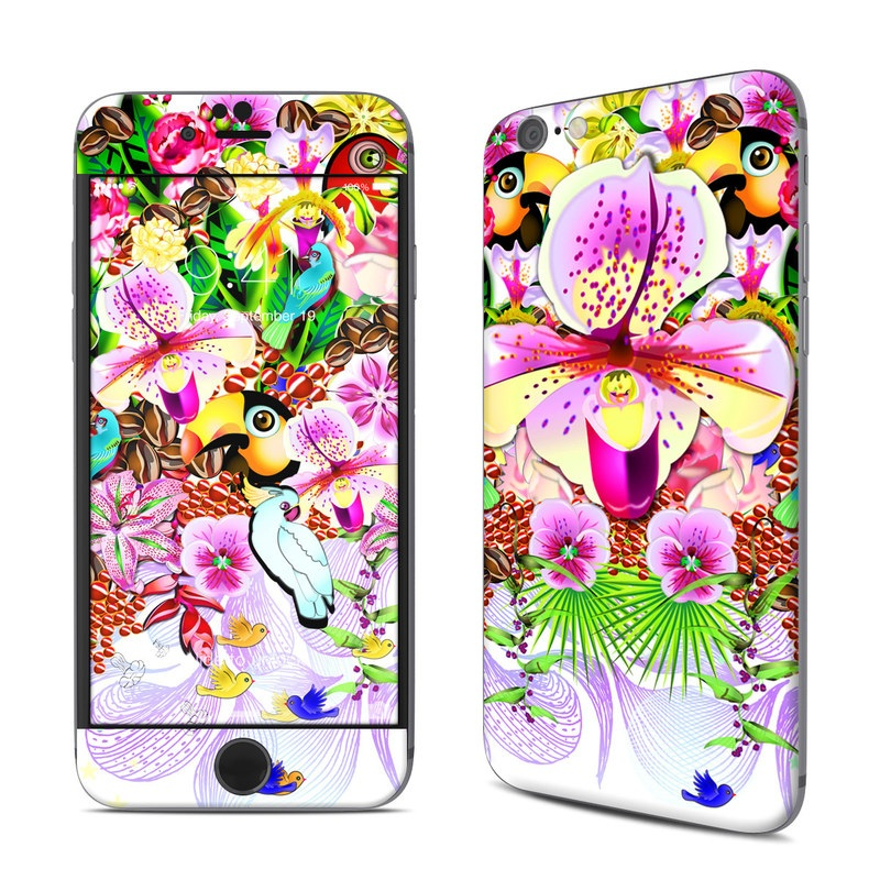 Lampara iPhone 6s Skin