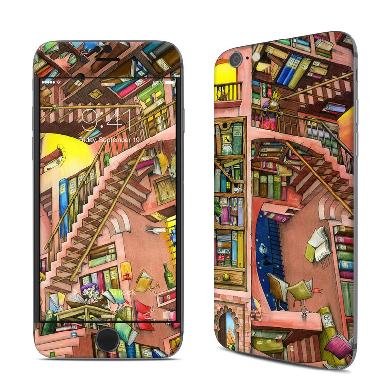 Library Magic iPhone 6s Skin