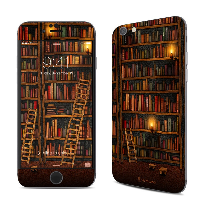 Library iPhone 6s Skin