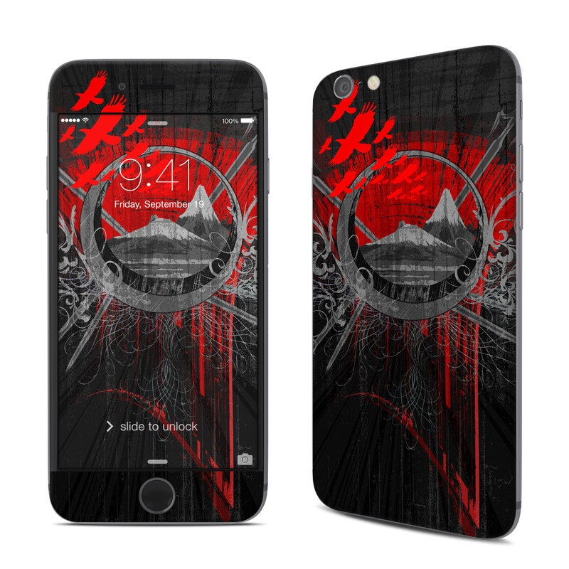Mount Doom iPhone 6s Skin