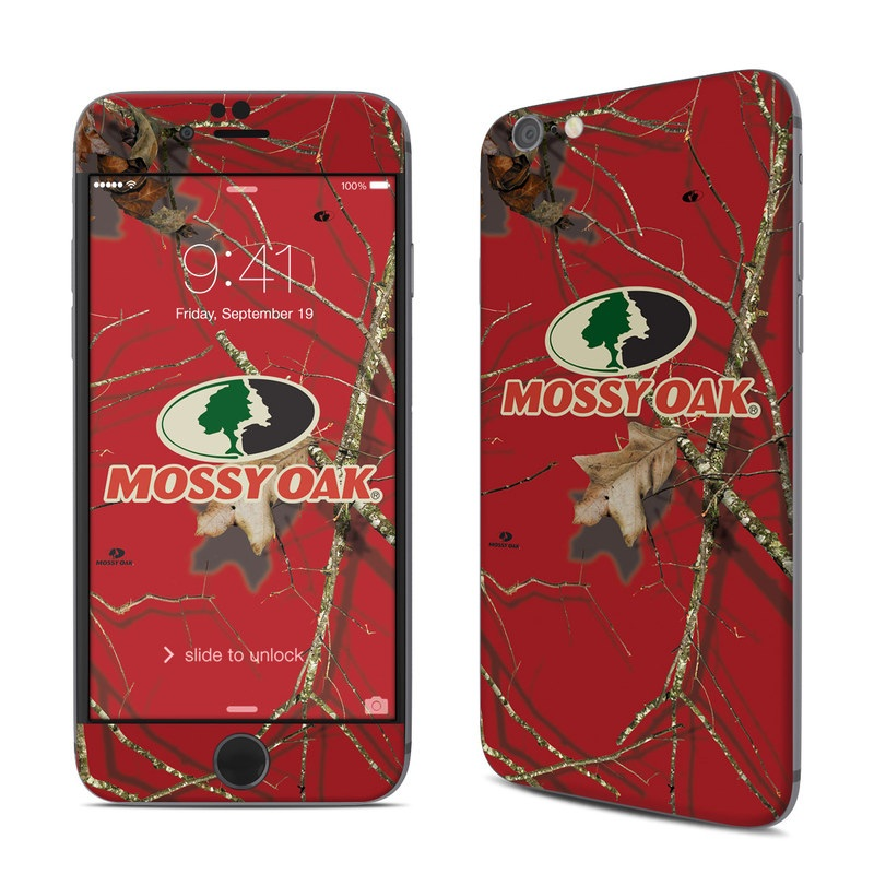 Break-Up Lifestyles Red Oak iPhone 6s Skin