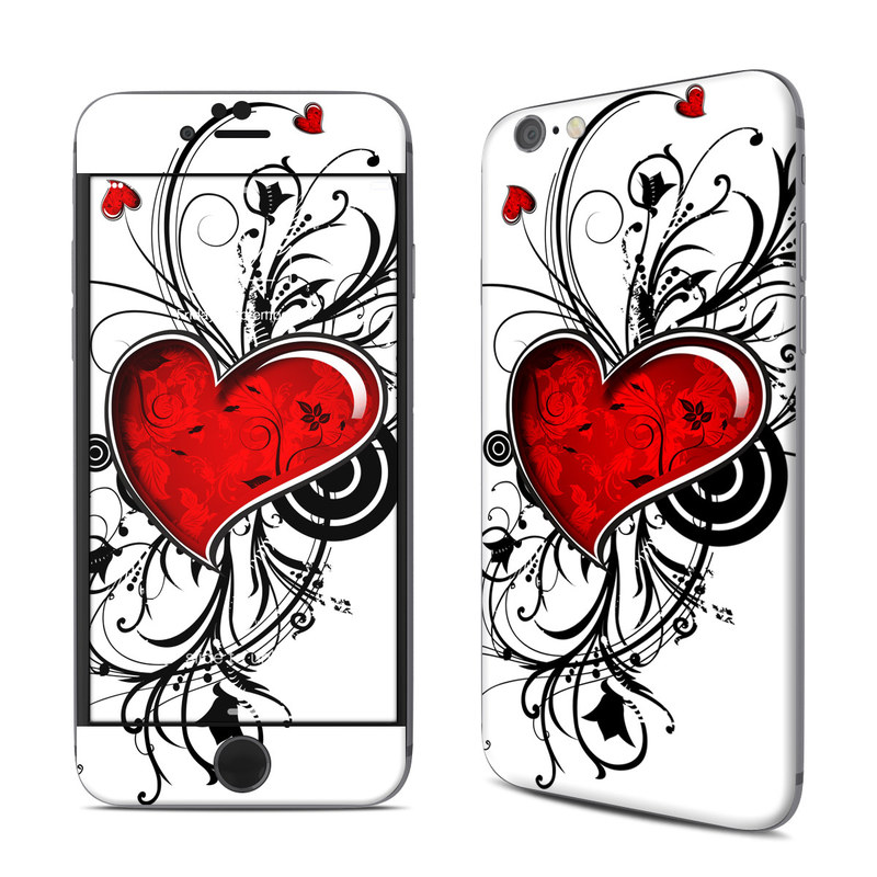 My Heart iPhone 6s Skin
