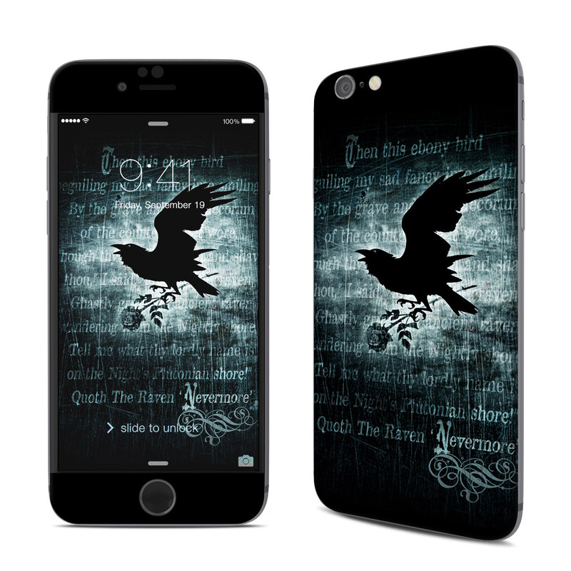 Nevermore iPhone 6s Skin