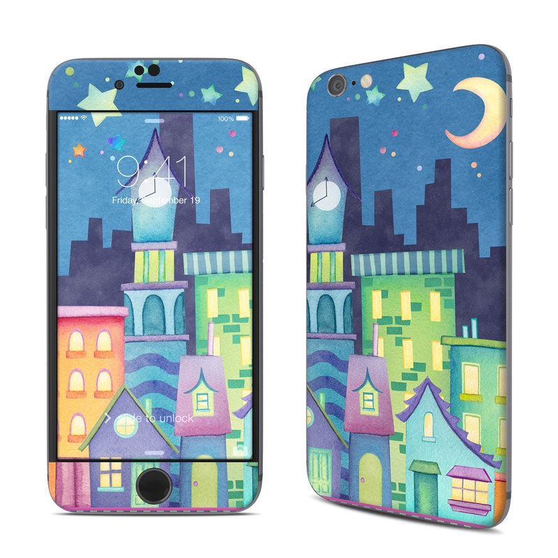 Our Town iPhone 6s Skin