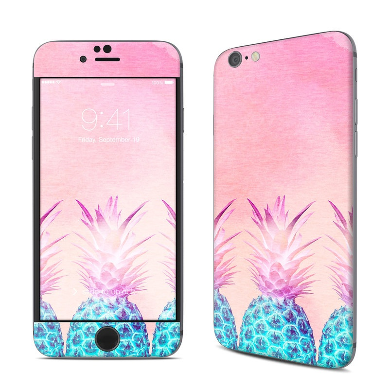 Pineapple Farm iPhone 6s Skin