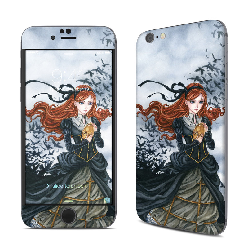 Raven's Treasure iPhone 6s Skin