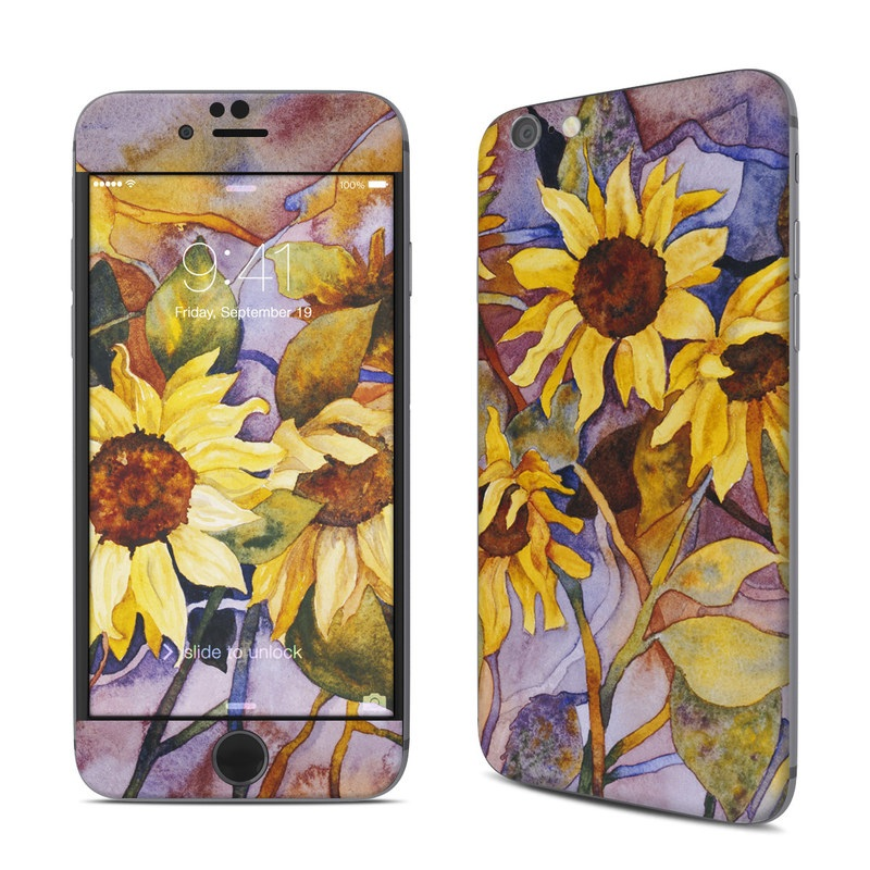 Sunflower iPhone 6s Skin